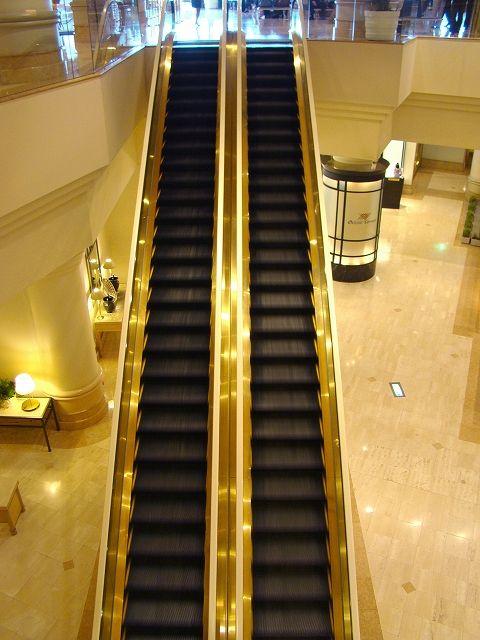 横浜のインターコンチネンタルホテル