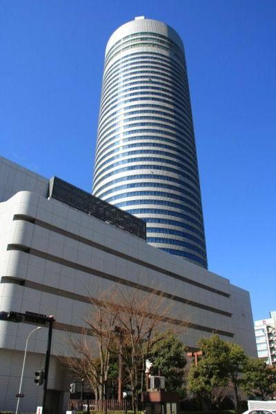 「新横浜プリンスホテル」(地上42階、高さ149.35m)