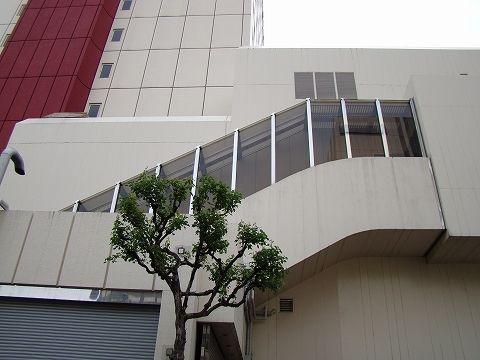 東銀座の東劇ビル
