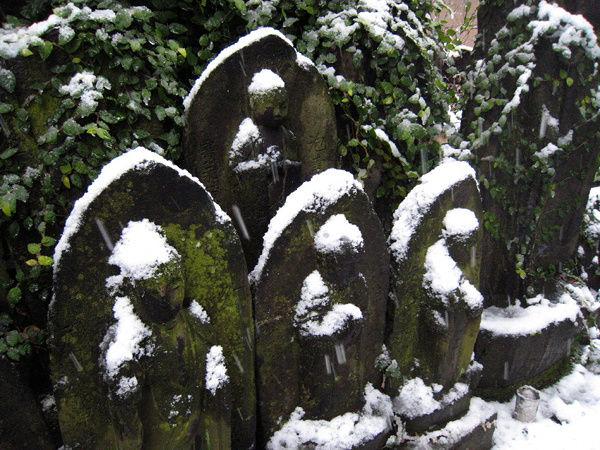 玉林寺の石仏