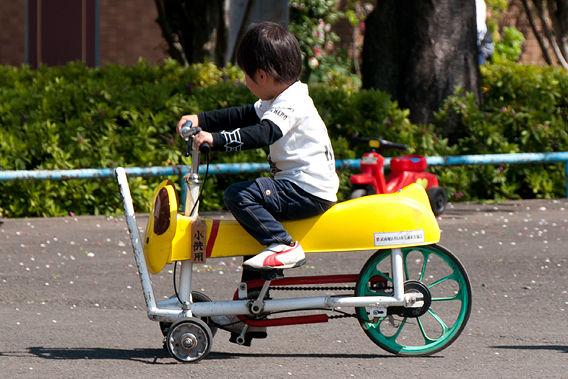 ... 自転車の魅力ならではといって