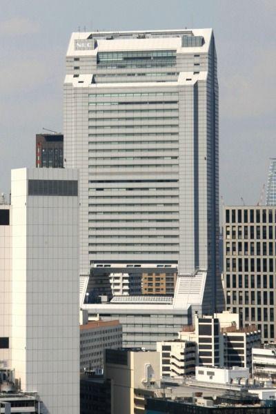 NECスーパータワー