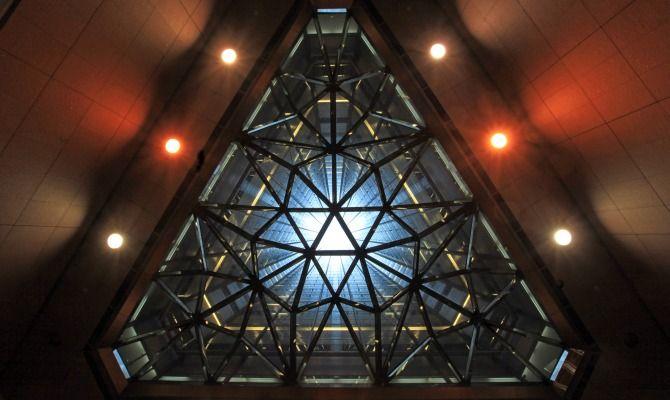 この三角形は何だかわかりますか?