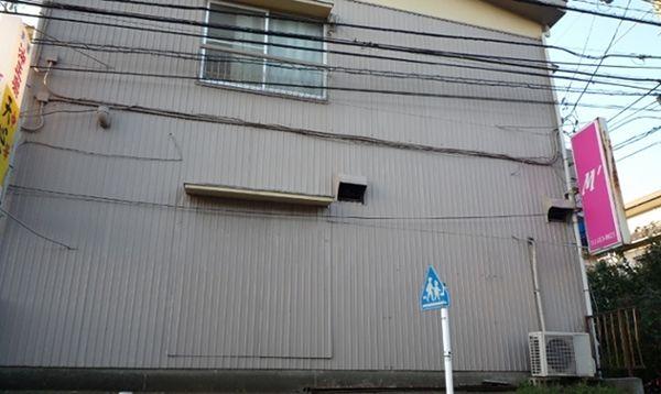 この庇は本当に庇ですか?