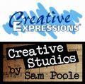 CreativeExpressions & Sam Pool 輸入スタンプ