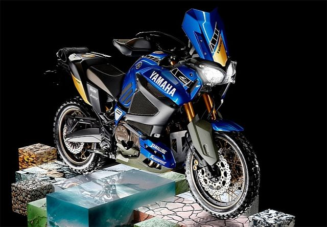 Yamaha World Crosser concept