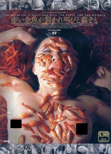 赤い金魚が裂かれ叫びと蠢きと [DVD]