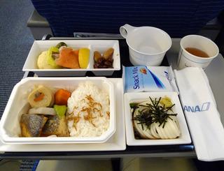 羽田新国際線ターミナル発、上海・浦東行きのANANH922便