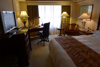 中国・上海 虹橋地区のシェラトン上海虹橋ホテル(虹橋喜来登上海太平洋大飯店)Sheraton Shanghai Hongqiao Hotel