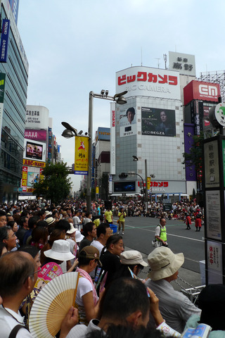 新宿エイサーまつり 2010