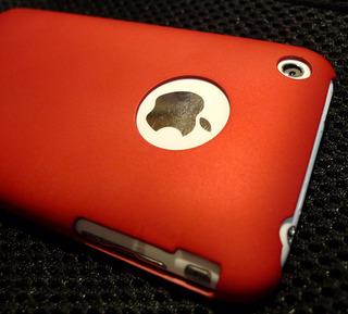 中国・上海 上海で使っているiPhone3G