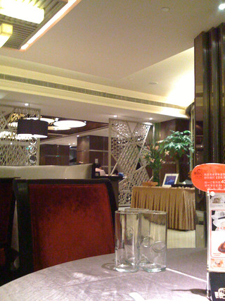 中国・上海の家庭料理の名店圆苑(Yuan Yuan)円苑・圓苑酒店 @静安寺