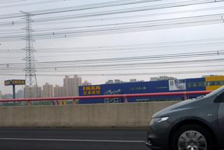 上海浦東空港発成田空港行きのJAL日本航空876便