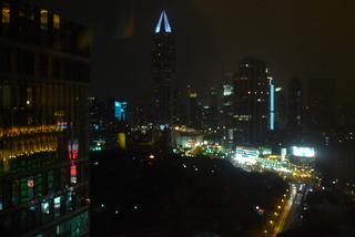 中国・上海 南京東路地区のル ロイヤル メリディアン上海(上海世貿皇家艾美酒店)
