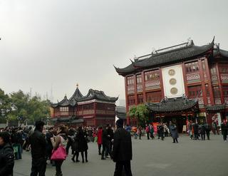 中国・上海観光(豫園と新天地)