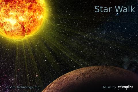 夏は星座アプリと一緒に夜空を見上げよう。