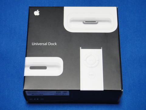 パッケージがコンパクトなのもApple製品の特徴。