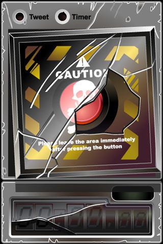自爆すると、ボタンは壊れて機能しなくなる。