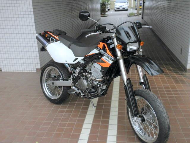 カワサキ Dトラッカー250