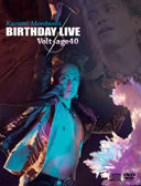 BIRTHDAY LIVE<br />Volt-age40<br />