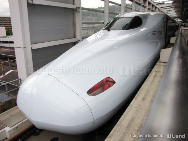 九州新幹線N700系7000番台