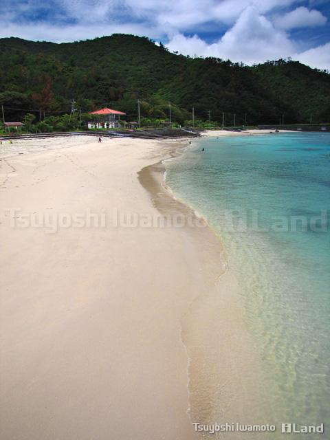 タエン間浜海水浴場
